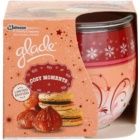 Glade Cosy Moments bougie parfumée 120 g