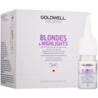 Goldwell Dualsenses Blondes & Highlights Serum For Blondes And Highlighted Hair