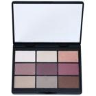 Gosh Shadow Collection paleta očních stínů se zrcátkem