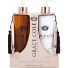 Grace Cole Boutique Ginger Lily & Mandarin zestaw kosmetyków I.
