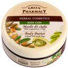 Green Pharmacy Body Care Argan Oil & Figs maslo za telo
