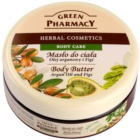 Green Pharmacy Body Care Argan Oil & Figs unt  pentru corp