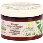 Green Pharmacy Face Care Green Tea mattierende Creme für fettige und Mischhaut