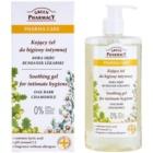 Green Pharmacy Pharma Care Oak Bark Chamomile Soothing Gel for Intimate Hygiene