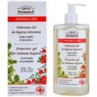 Green Pharmacy Pharma Care Oak Bark Cranberry ochranný gél na intímnu hygienu