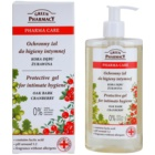 Green Pharmacy Pharma Care Oak Bark Cranberry schützendes Gel für die intime Hygiene