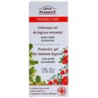Green Pharmacy Pharma Care Oak Bark Cranberry gel protector pentru igiena intima
