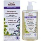 Green Pharmacy Pharma Care Oak Bark Sage żel kojący do higieny intymnej