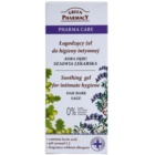 Green Pharmacy Pharma Care Oak Bark Sage gel calmante para la higiene íntima