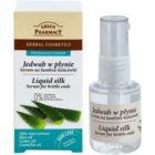 Green Pharmacy Hair Care Liquid Silk Serum für spröde Haarspitzen