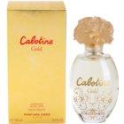 Gres Cabotine Gold eau de toilette pour femme 100 ml