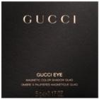 Gucci Eyes paleta očných tieňov