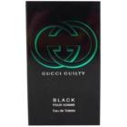 Gucci Guilty Black Pour Homme toaletní voda pro muže 50 ml
