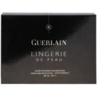 Guerlain Lingerie de Peau zmatňujúci púdrový make-up SPF 20