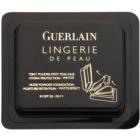 Guerlain Lingerie de Peau matirajoča pudrasta podlaga nadomestno polnilo
