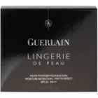 Guerlain Lingerie de Peau matující pudrový make-up náhradní náplň