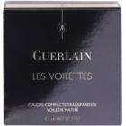 Guerlain Les Voilettes matující transparentní pudr