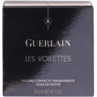 Guerlain Les Voilettes pudra mata transparenta