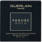 Guerlain Parure Gold Kompakt púder alapozó utántöltő kompakt púder make- up utántöltő Kompakt púder alapozó utántöltő