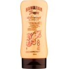 Hawaiian Tropic Shimmer Effect loción bronceadora SPF 8