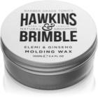 Hawkins & Brimble Natural Grooming Elemi & Ginseng vosk na vlasy