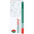 Herbadent Herbal Care biljna pasta za zube s fluoridem