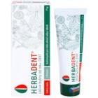 Herbadent Herbal Care bylinná zubní pasta s fluoridem