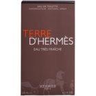 Hermès Terre d'Eau Très Fraîche Eau de Toilette für Herren 125 ml