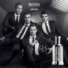 Hugo Boss Boss Bottled United Eau de Toilette für Herren 50 ml limitierte Edition