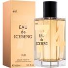 Iceberg Eau de Iceberg 74 Oud Eau de Toilette for Men 100 ml