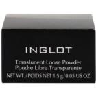 Inglot Basic loser, transparenter Puder