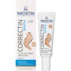 Iwostin Sensitia Correctin dlouhodobě krycí zklidňující fluid pro citlivou a alergickou pleť SPF 30