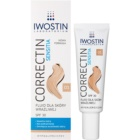 Iwostin Sensitia Correctin Fluid calmant pentur pielea sensibila si alergica Solutie calmanta pe temen lung pentru piele sensibila si alergica. SPF 30