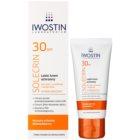 Iwostin Solercin легкий захисний крем для чутливої та алергічної  шкіри SPF 30