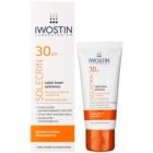 Iwostin Solercin lehký ochranný krém pro citlivou a alergickou pleť SPF 30