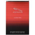 Jaguar Classic Red Eau de Toilette for Men 100 ml
