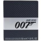 James Bond 007 James Bond 007 lotion après-rasage pour homme 50 ml
