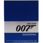 James Bond 007 Ocean Royale Eau de Toillete για άνδρες 75 μλ