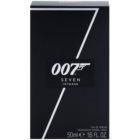 James Bond 007 Seven Intense Eau de Parfum voor Mannen 50 ml