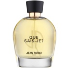 Jean Patou Que Sais-Je Eau de Toilette for Women 100 ml