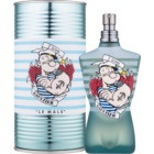 Jean Paul Gaultier Le Male Eau Fraîche  Popeye Eau de Toilette for Men 125 ml Limited Edition