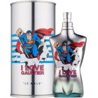 Jean Paul Gaultier Le Male Eau Fraîche  Superman eau de toilette per uomo 125 ml