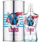 Jean Paul Gaultier Le Male Eau Fraîche  Superman toaletní voda pro muže 75 ml