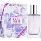 Jeanne Arthes La Ronde des Fleurs Musc Ambré Eau de Parfum für Damen 30 ml