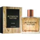 Jeanne Arthes Authentic Nature toaletná voda pre mužov 100 ml