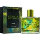 Jeanne Arthes Authentic Adventure toaletní voda pro muže 100 ml