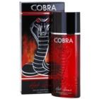 Jeanne Arthes Cobra Hot Game toaletní voda pro muže 75 ml