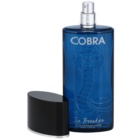 Jeanne Arthes Cobra Ice Breaker Eau de Toilette Für Herren 75 ml