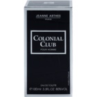 Jeanne Arthes Colonial Club eau de toilette férfiaknak 100 ml