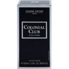 Jeanne Arthes Colonial Club eau de toilette pentru bărbați 100 ml